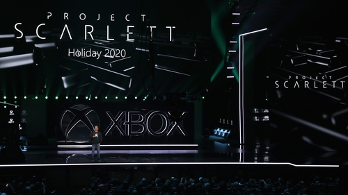 Xbox head Phil Spencer pulled back the curtain on 'Project Scarlett' at the E3 video game industry gathering