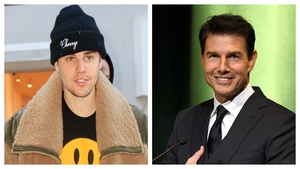 "Justin Bieber: ""I wanna challenge Tom Cruise to fight in the octagon""."