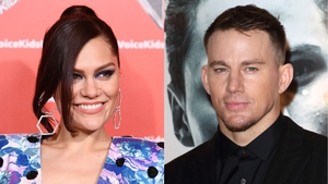 Jessie J and Channing Tatum have been dating since last year
