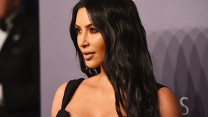 Kim Kardashian West - The doting mother shared photo on Instagram