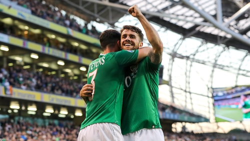 Ireland make hard work of seeing off Gibraltar
