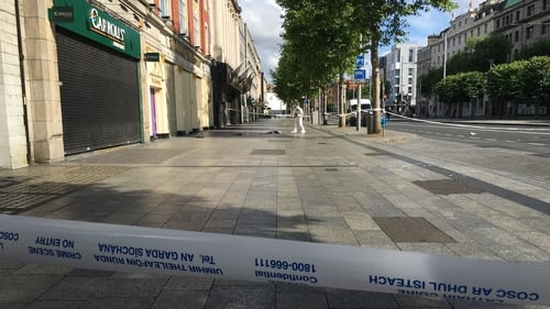 Man Dies After Being Stabbed On O'Connell Street