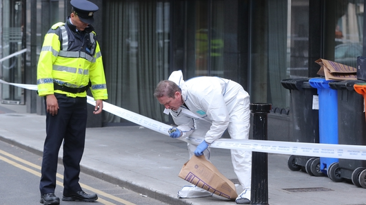 Gardaí waiting to interview man held over Dublin stabbing