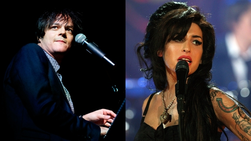 """Jamie Cullum said of Amy Winehouse - """"Just reading those text messages and seeing... Just watching that kind of friendship, how it was at one time and watching it kind of unfold just broke my heart, really"""""""