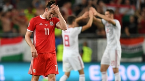 It was a disappointing night for Wales and Gareth Bale