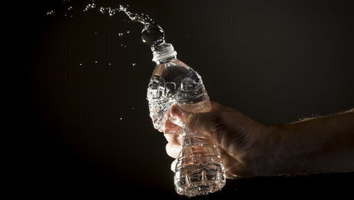 Bottled water was found to be a key source of ingested plastic