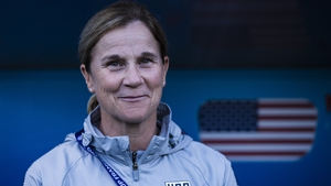 Jill Ellis will step down from her role with the USA in October