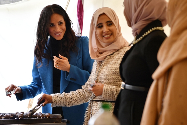 Duchess of Sussex supports cookbook