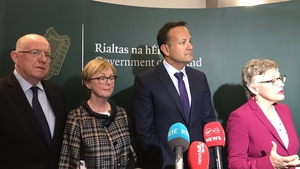 Leo Varadkar told journalists in Dublin that the assembly will begin in October and will have about six months to do its work.