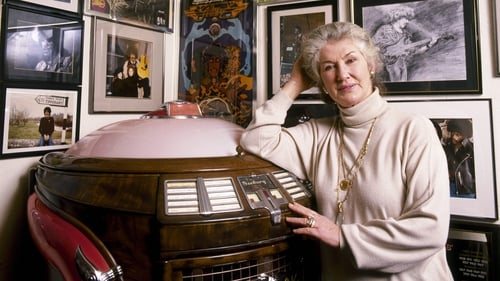 """Philomena Lynott at home in """"White Horses"""" in Sutton, Co Dublin. Photographed by John Cooney for the RTÉ Guide in 1995"""