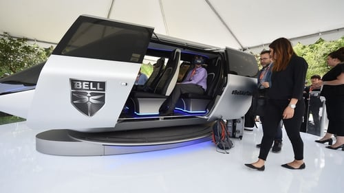 Uber said it will begin test flights of the pilotless aircraft in Melbourne and US cities Dallas and Los Angles in 2020