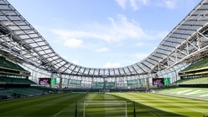 The Aviva Stadium will play host to Euro 2020 games