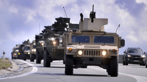 US military operations released about 59 million metric tonnes of carbon dioxide and other greenhouse gases in 2017