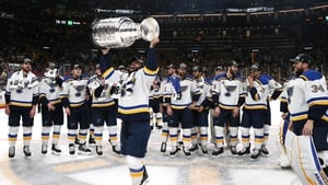 St Louis Blues beat Boston Bruins 4-3 to win the Stanley Cup