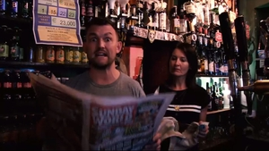 JJ Hough pub in Offaly responds to bad review with hilarious video
