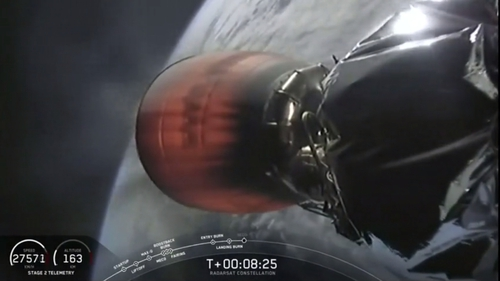 Canadian satellites successfully launched into orbit