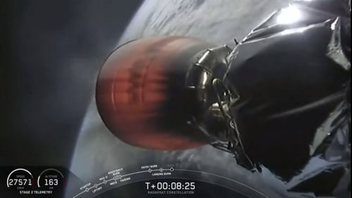 SpaceX completed its second 'land landing' on the West Coast successfully