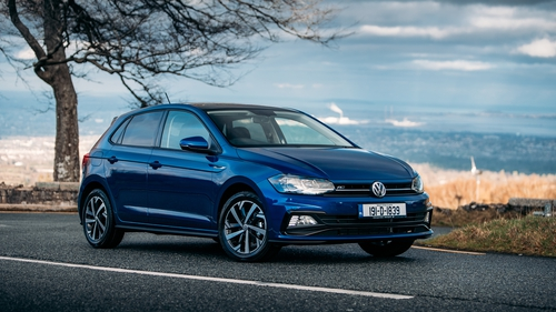 Volkswagen's new Polo is now as big as a Golf of a few years ago.