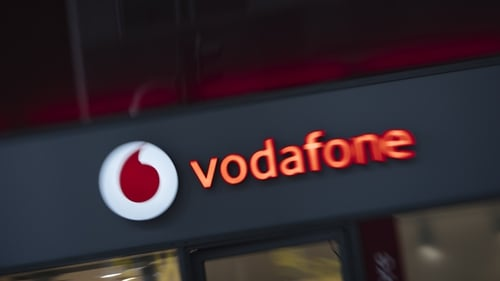 Vodafone said customers should start to see services return shortly