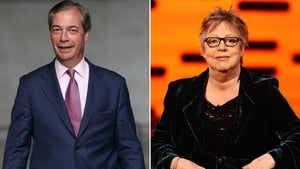Nigel Farage had accused Jo Brand of inciting violence