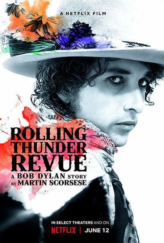 "TV review:  ""Rolling Thunder Revue"", a documentary by Martin Scorsese"