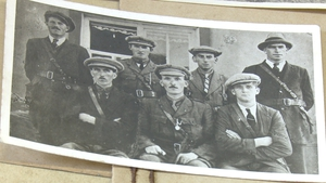 The collection includes photographs, maps and medals from the War of Independence