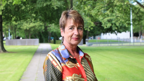 Majella Moynihan said she 'really appreciates' Commissioner Harris's offer