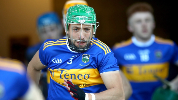 James Barry comes back into the Tipperary defence as they prepare to take on Limerick