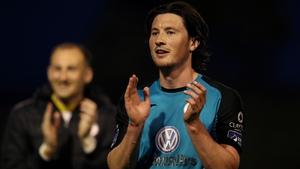 Ronan Coughlan scored the equaliser against his former side