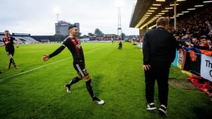 It finished 2-1 to Bohs