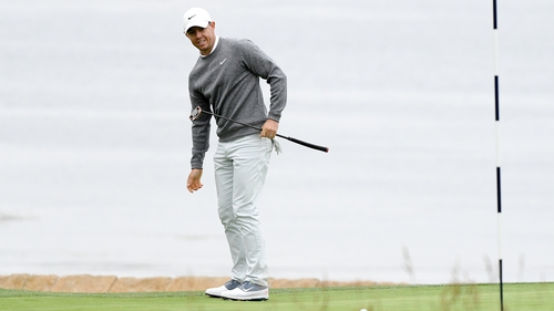 Rory McIlroy: 'Those birdies on 15 and 16 were huge'