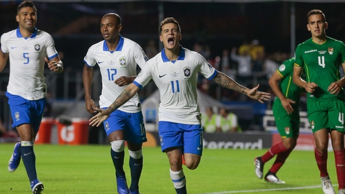Brazil have won the Copa America on all of the four previous occasions they have been hosts