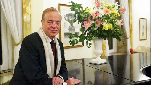 Italian film and opera legend Franco Zeffirelli has died aged 96