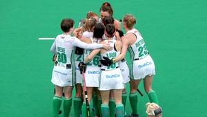 It was a 4-0 win for Ireland against the Czech Republic