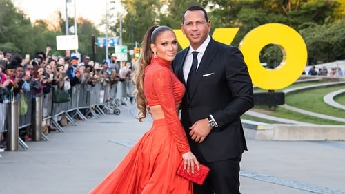 Jennifer Lopez: ''I've never been married in a church and I've been married three times, and once was nine months and once was 11 months, so I don't really count those.