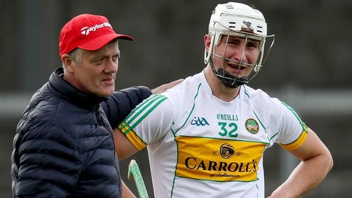 Offaly go down again