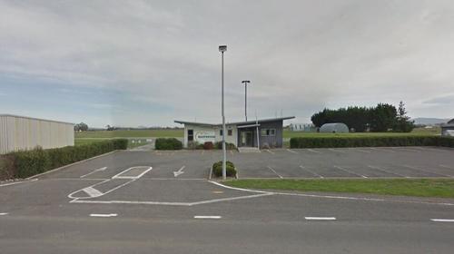 The incident happened at the Hood Aerodrome near Masterton (Pic: Google Maps)