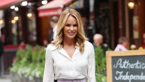 "Amanda Holden: ""There's no way I'd step out in my pyjamas or rock up without a lash. To preserve my own sense of dignity, I always try to look good""."