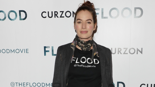 """Lena Headey: ''We're all on a giant WhatsApp group which is a daily pile-on""""."""
