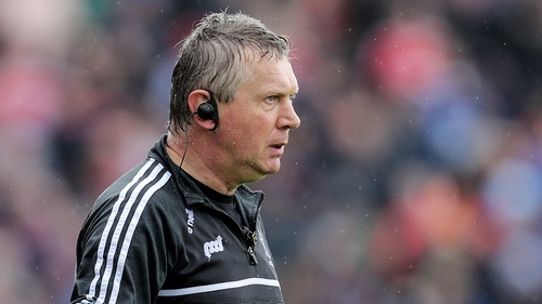 Donal Moloney was very proud of his players