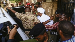 Omar al-Bashir was toppled on 11 April after weeks of protests against his reign