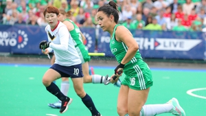 Anna Flanagan was named Player of the Tournament