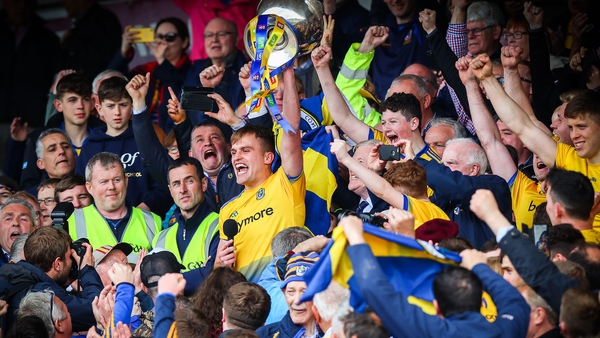 Roscommon are the champions
