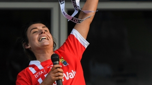 Cork won yet another Munster ladies title