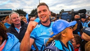 Conal Keaney starred for Dublin