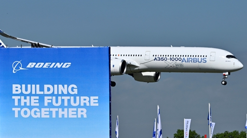 The Paris airshow is being held this week amid Boeing's 737 MAX crisis and a long-running corruption scandal at Airbus