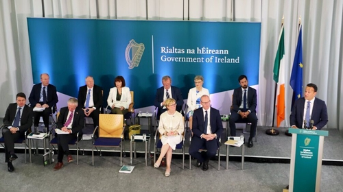 TaoiseachLeo Varadkar said the plan would helpcreate jobs and businesses in the future