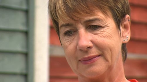 Majella Moynihan revealed details of her mistreatment at the hands ofAn Garda Síochána in the 1980s