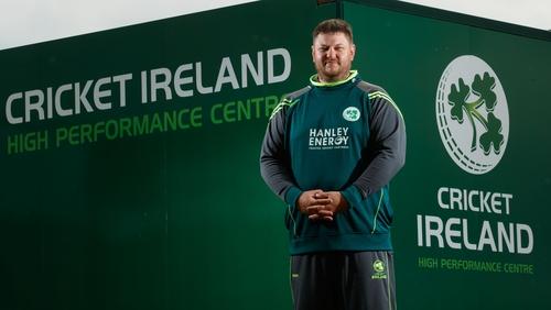 Hamilton has left his contract with Cricket Ireland early