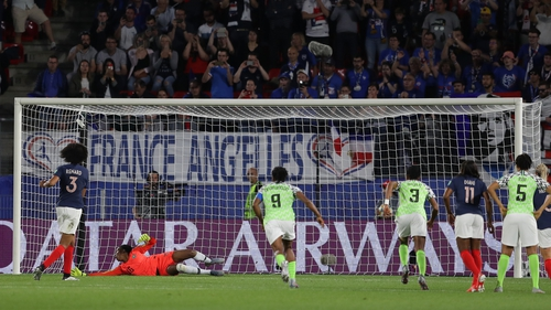 France ends Women's World Cup group stage with ideal record